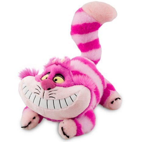 Cheshire Cat Plush Stuffed Animal Toy for Alice in Wonderland
