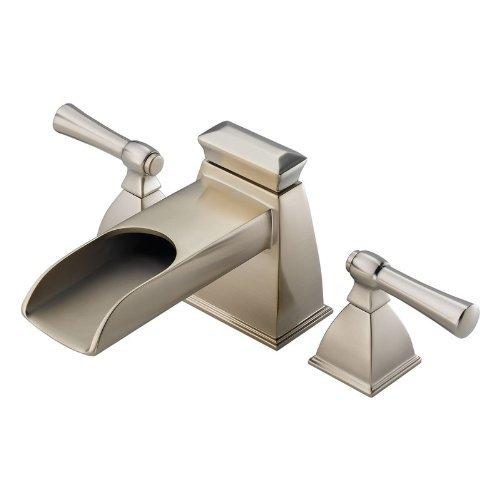 Brizo Vesi Brushed Nickel Roman Tub Trim