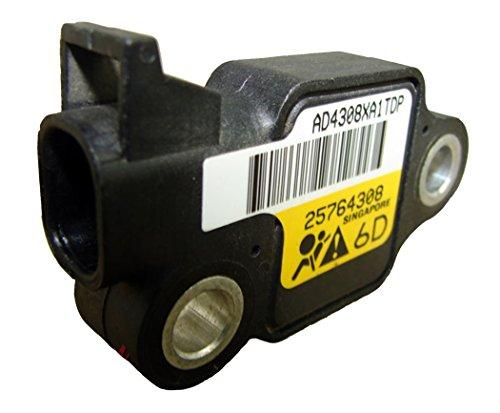 cadillac airbag module - 4