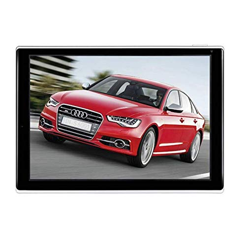 XACB Ultra-Thin 11.8-inch car headrest Display Luxury car Backseat Display General Rear Entertainment 4-core Processor 8G Solid-State Memory 1080P hd Display System TV ()