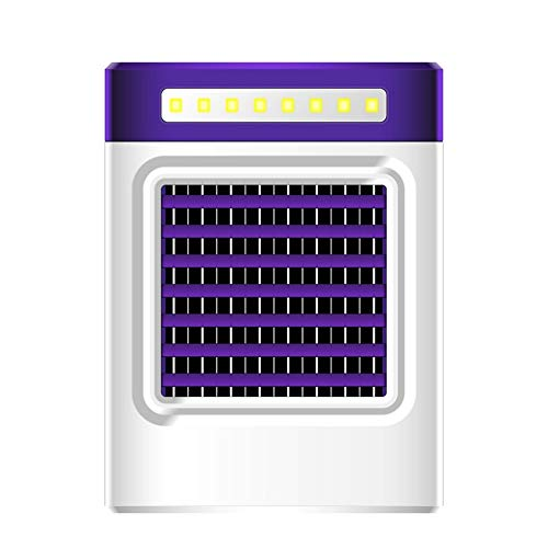 Personal Space Air Conditioner Air Cooler New Charging S9 Mini Portable Air Conditioning Fan Home Refrigerator Cooler AU