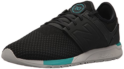Pisces Sneaker Black Mrl247go New With Uomo Balance FH4nYw