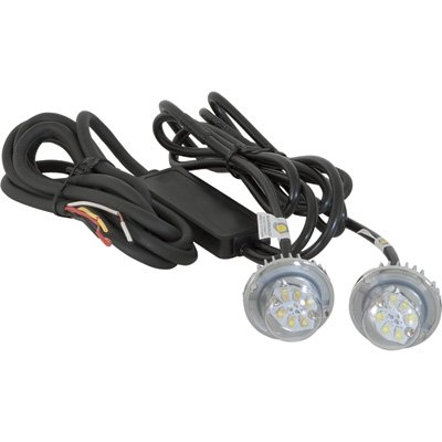 Buyers Products 8891225 Clear LED Strobe Light
