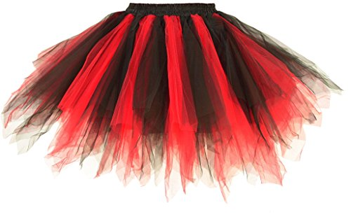 Dancina-Womens-50s-Tutu-Vintage-Ballet-Petticoat-for-Todays-Special-Occasions