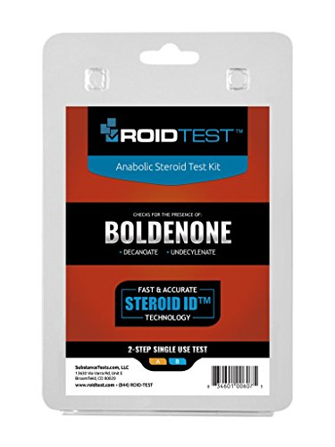 Boldenone 2-Step Test