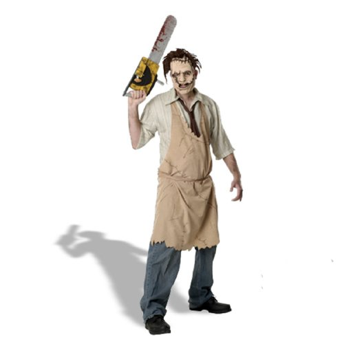 Leatherface Costume - Standard - Chest Size 40-44