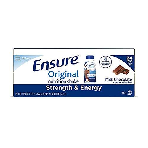 (Ensure® Original Therapeutic Nutrition Oral Supplement, Case of 24)