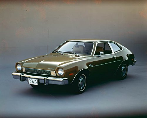 1975 Ford Pinto Automobile Photo Poster