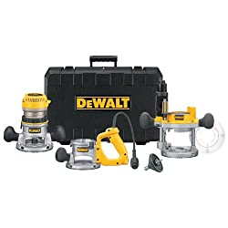 Dewalt DW618B3 wood router