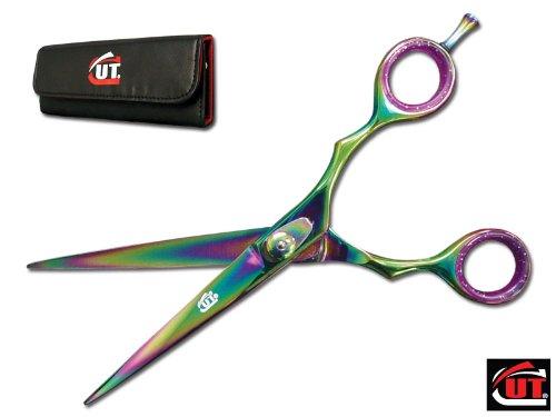 d Pro Hair Cutting Scissors German Steel 2104TC ()