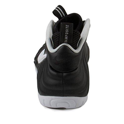Nike Uomo, Air Foamposite Pro, Tessuto Tecnico, Sneakers, Nero, 41 EU