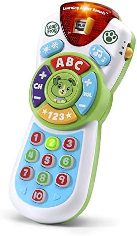 LeapFrog Scout's Learning Lights Remote Deluxe, Green – The Super Cheap