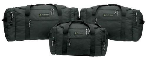 8d0d0678a5 Amazon.com  Outdoor Products 252-BLK-008 Op Mountain Duffle Large Black   Sports   Outdoors