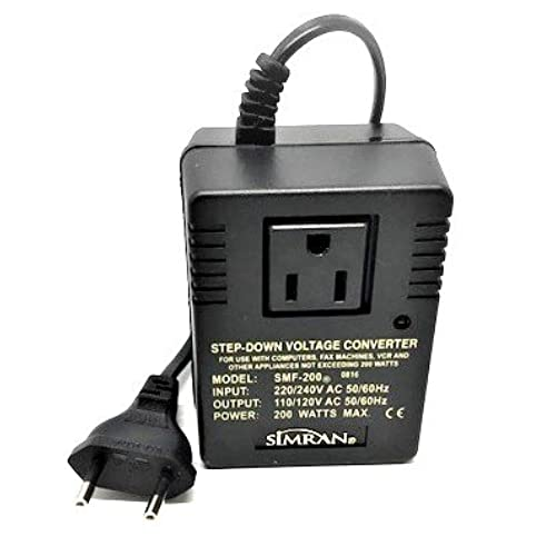 220v 240v to 110v 120v volt voltage transformer. Black Bedroom Furniture Sets. Home Design Ideas