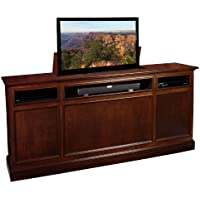 TV Lift Cabinet for 32-42 inch Flat Screens (Coffee) AT006389