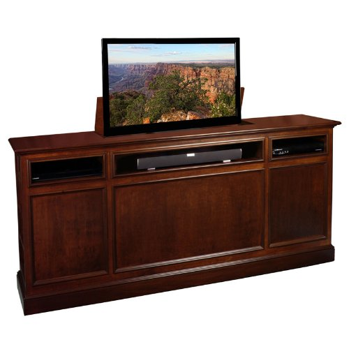 TV Lift Cabinet for 32-42 inch Flat Screens (Coffee) AT006389 by TVLiftCabinet, Inc