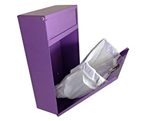 Sanitary Napkin Disposal Receptacle