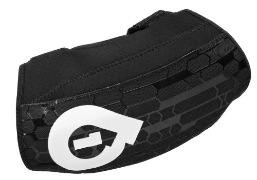 SixSixOne Riot Elbow Youth Soft Shell Pad (Black, Size One Size)