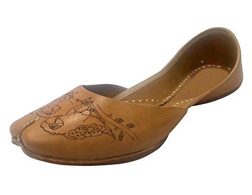 donna Brown Marrone Ballerine Step n Style AxPCqnwav