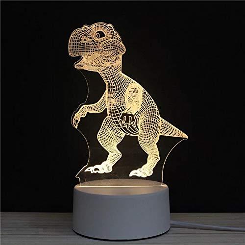 LED Lampe nuit Optique Soleiler 3D LED Lampe d/'illusion Veilleuse acrylique