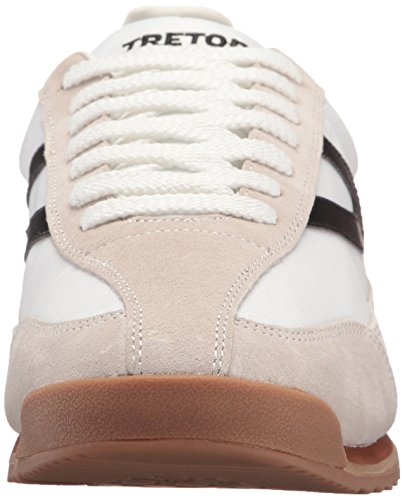 Tretorn Mænds Rawlings7 Sneaker Hvid l0j9EZW425