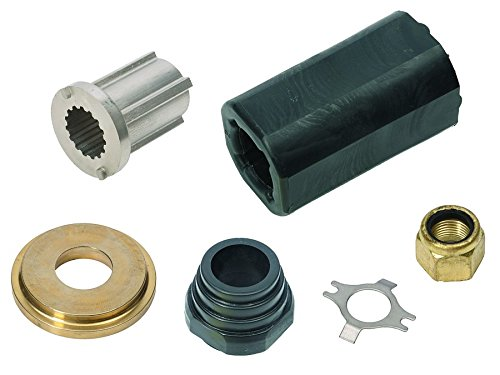 Quicksilver 835257Q6 Flo-Torq II Hub Kit with Bushing - Mercury