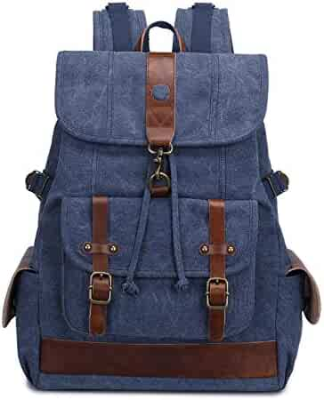 cd48fec002b3 Shopping $100 to $200 - Canvas - Blues or Ivory - Backpacks ...