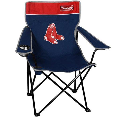 MLB Boston Red Sox Broadband Quad Chair (Mlb Chair)