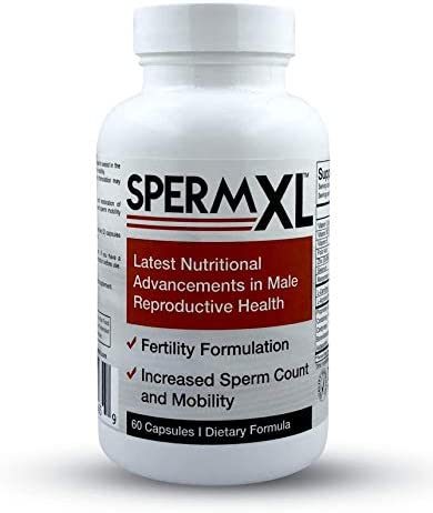 SPERM XL Sperm Count Nutritional Supplements product image