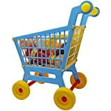 SkyCo Pretend Shopping Cart Play Food Set Toys for Kids