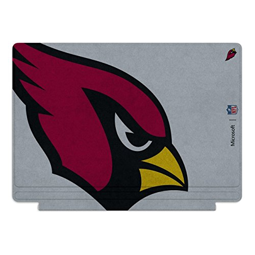 (Microsoft Surface Pro 4 Special Edition NFL Type Cover (Arizona Cardinals))