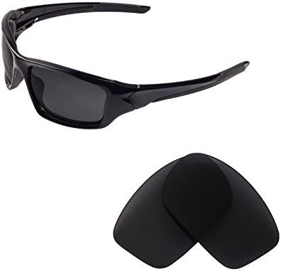 2112777dc2 Walleva Replacement Lenses for Oakley New Valve(2014 After) Sunglasses -  Multiple Options Available