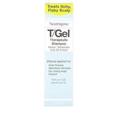 Neutrogena T/Gel Therapeutic Shampoo, 250 ml Johnson & Johnson 100678839