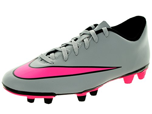 sast latest online Nike Men's Mercurial Vortex FG Soccer Cleat Wolf Grey Hyper Pin-black cost cheap online with mastercard online free shipping affordable lpzUjy