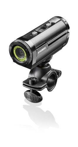 Hyundai Speed Cam  Full HD-Camcorder (1,6 Megapixel CMOS-Sensor, LCD-Display, HDMI, USB, wasserdicht)