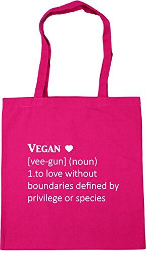 noun Beach Gym defined HippoWarehouse Fuchsia 10 or Shopping vee Definition litres by gun without boundaries Bag 1 x38cm 42cm species Vegan Tote To love privilege vqUIqTFxw