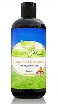 Liposomal Curcumin Best Price on the Net 95 Curcuminoids Highest Dose 16oz