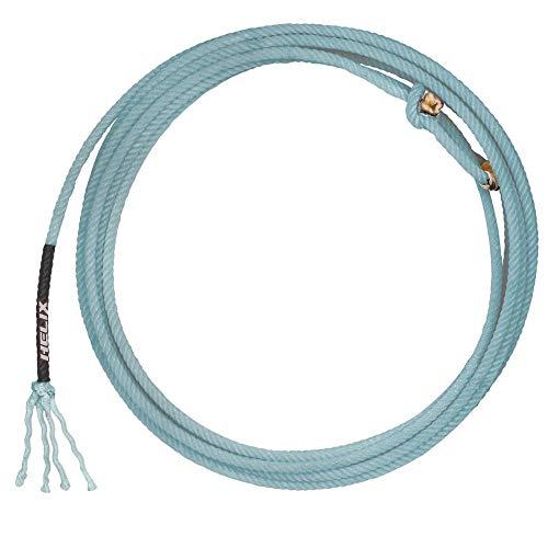 Lone Star Rope Company Helix LT 4 Strand Heel Rope Ice Blue MS