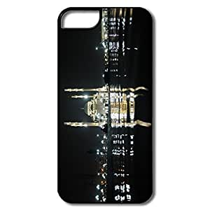 IPhone 5S Cases, Grozny Mosque Night White/black Cases For IPhone 5S