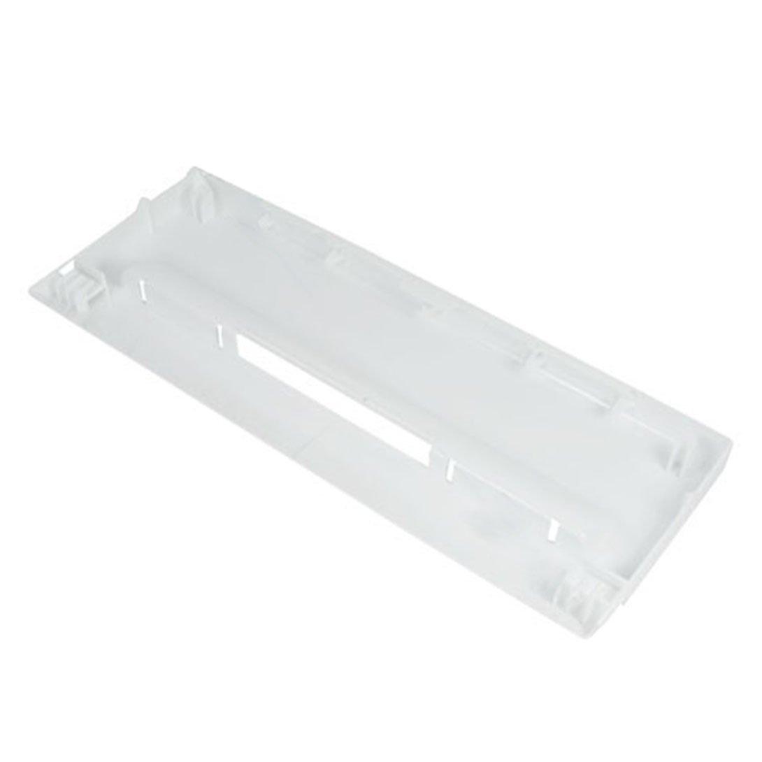 Zanussi congelador cajón/Panel de plástico cubierta de la manija ...