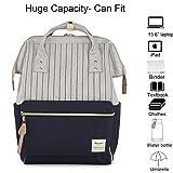 Himawari Travel School Backpack with USB Charging