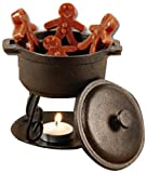 Bright Ideas Cast Iron Pot Wax Melter