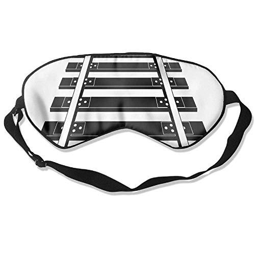 Eye Mask Flexible & Breathable Blindfold With Adjustable Strap ()