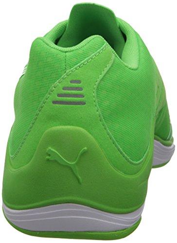 Puma - - Hombres Mobium Elite Glow Calzado Verde fosforescente
