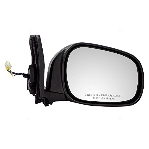 Passengers Power Side View Mirror Heated Replacement for Suzuki SUV 8470166D525PK -