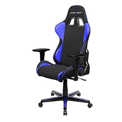 DXRacer fe11 Formula Series Racing Cubo asiento silla de oficina ergonómico Gaming, con apoyo lumbar