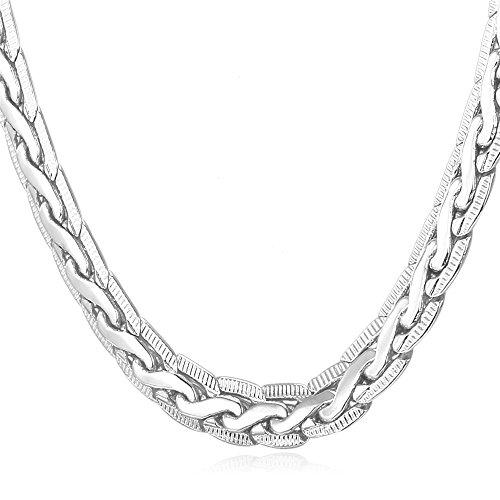 U7 Jewelry Copper Yellow Necklace