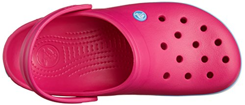 Adulte Rose Crocs Mixte 11016 Band Candy Bluebell Sabots Pink 4w4OFAyqr