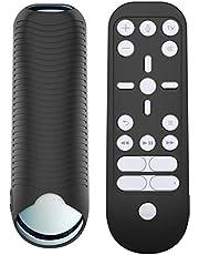 XIANLIAN 2021 silikon fjärrkontrollskal, stöttåligt silikonskal (halkskydd), kiselgel är giftfritt, hållbart, för Sony PS5 för Playstation 5 Media Remote Control