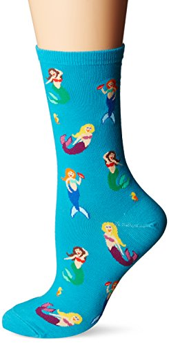 Socksmith Women's Mermaids Blue Lagoon Sock
